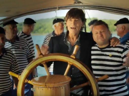 DJ Dady in Jasmin Stavros – v dalmatinskem video spotu