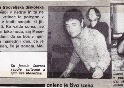 Revija Antena 1997